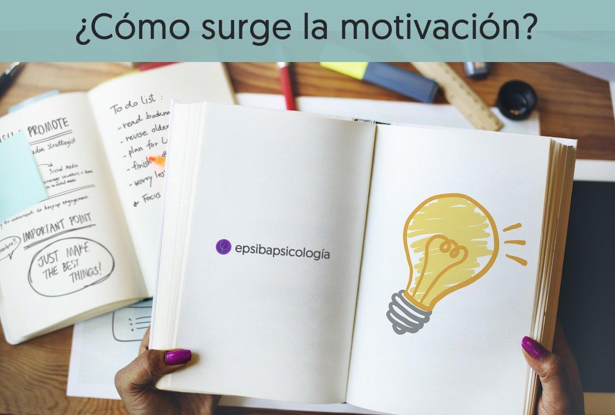 como surge la motivacion