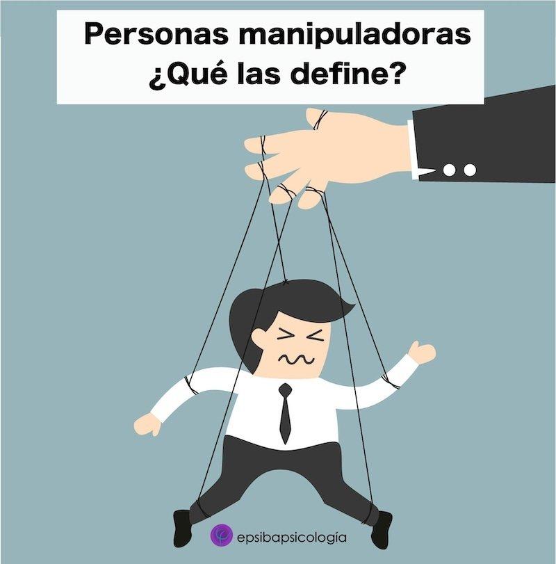 como detectar a personas manipuladoras