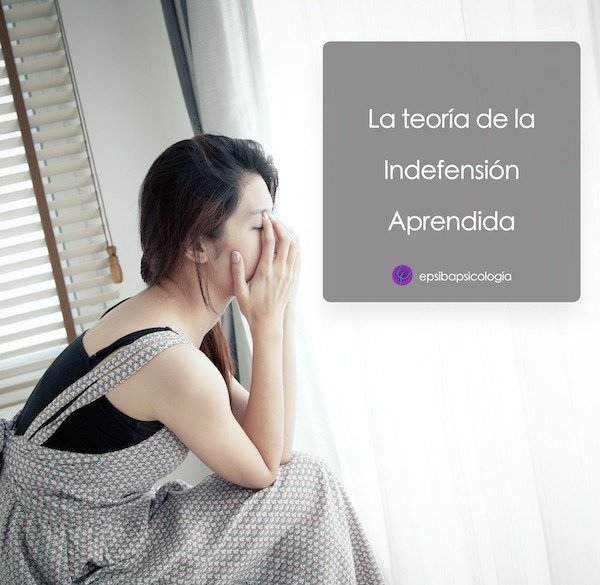 teoria de la indefension aprendida
