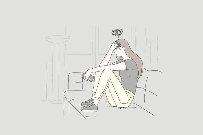 ansiedad negativa